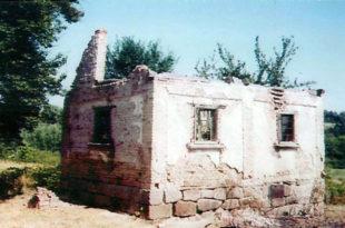 Министарство Дражине војске у сеоској колиби