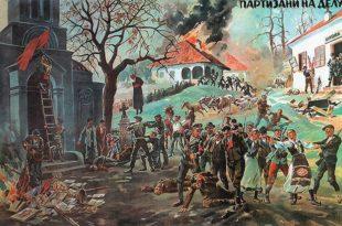 Законом забранити симболе бољшевичке окупације и убица који су после усташа побили највише Срба!