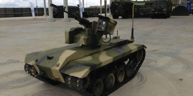 Русија за НАТО и муџахедине спремила робота камиказу (видео) 1