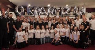 После 44 године Партизан има и женски одбојкашки тим