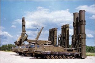 Русија у Сирији разместила С-300В4 ПВО систем који важи за убицу крстарећих ракета (видео)