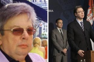Зоран Чичак: Тужићу Вучића због изјаве да радим за британску обавештајну службу