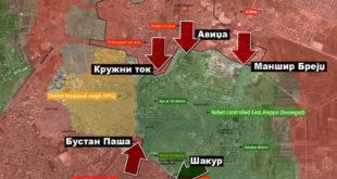БИТКА ЗА АЛЕПО: Сиријска армија напада са свих страна, слом џихадиста све ближи (видео) 10