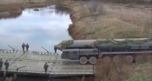 Маневри Ракетне војске стратешке намене у европском делу Русије (видео)