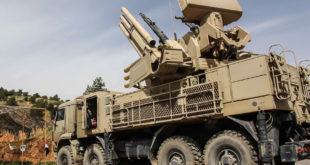 """Русија Сирији хитно испоручује ПВО системе """"Панцир-С1"""" 8"""
