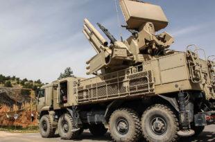 """Русија Сирији хитно испоручује ПВО системе """"Панцир-С1"""" 7"""