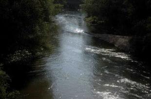 Топлица, река која тече узбрдо