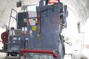 """Стигле машине из Русије, напредни патуљци раде на ширењу тунела """"Шарани"""" 7"""