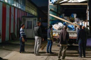 Вреће са гласачким листићима превезене из Сребренице у Централну изборну комисију БиХ
