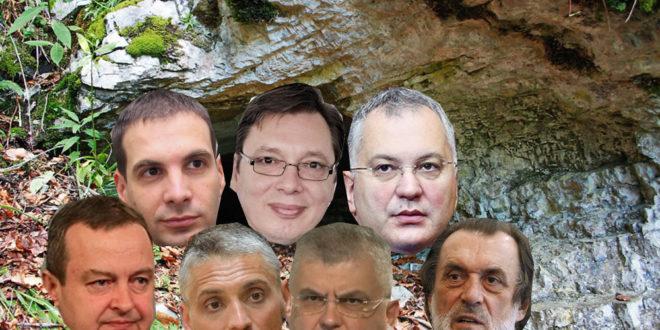 Вучић је у свој брлог увукао скоро све корумпиране политичке странке