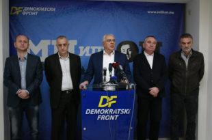 ДФ: Катнић је члан криминалне банде Ђукановића, Суботића и Дахлана (видео)