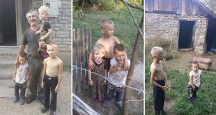 АКО НЕ МОЖЕТЕ ПОМОЋИ, ВИ ПОДЕЛИТЕ ИМА НЕКО КО МОЖЕ / ИМАТЕ ЛИ ИХ СРЦА ИГНОРИСАТИ: Ова дјеца су гладна данима!