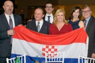 Хрвати у Србији масовно гласали за проусташку председницу Колинду Грабар Китаровић