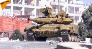 Битка за Алепо (видео) 2