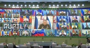 Шојгу: Против кога ратују западне силе, терориста или Русије? (видео) 9