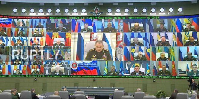Шојгу: Против кога ратују западне силе, терориста или Русије? (видео)