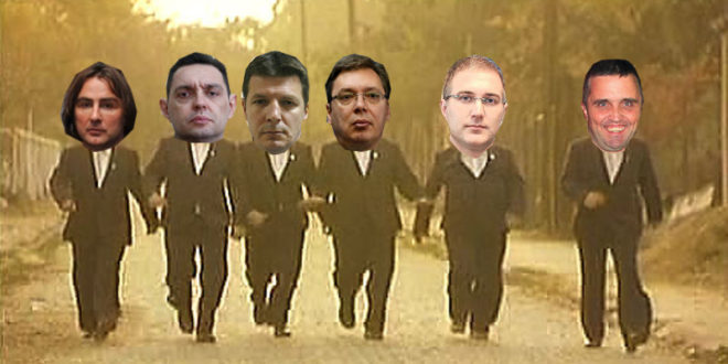 Драгана Трифковић: Балканска шпијуноманија 1