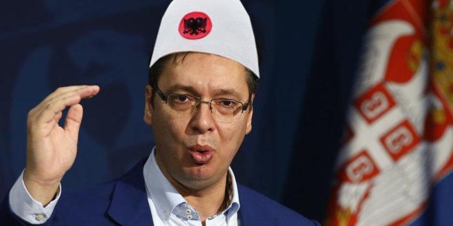 ЕУ глува за Вучићеву аутократску клептократију јер за њихове потребе комада Србију