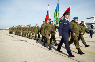 """Учесници вежбе """"Словенско братство"""" стигли у Србију"""