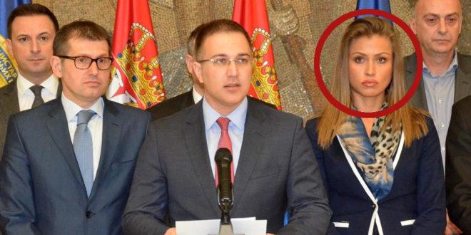 """Досије """"Полицијска мафија"""" (4): Дијана Хркаловић – и полицајка и кума мафије 1"""