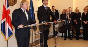 НАПРЕДНИ БУДАК! Вучић захвалан Џонсону за подршку на ЕУ путу, а он извео Британију из ЕУ 8
