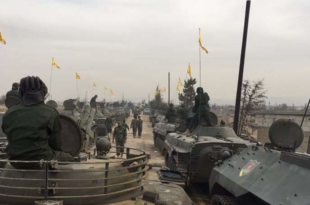 """Сирија: Војска прогласила победу над """"Исламском државом"""" 9"""