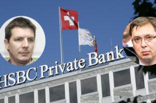 Него Вучићу, шта беше са она три рачуна у швајцарској банци на којима држиш пола милијарде евра покрадених пара?