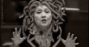 ФБИ: Хилари Клинтон је антихрист 7