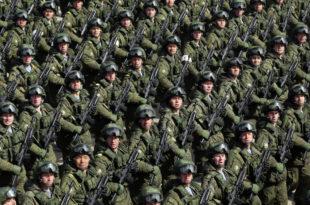 Русија на западним границама ка ЕУ поставила две нове пешадијске дивизије