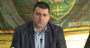 Војни синдикат Србије поднео кривичну пријаву против Вулина, оптужујући га да свесно омета и спречава њихов рад 7