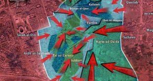 Сиријска армија ослободила Алепо!