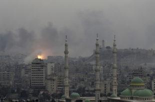 Потпуни слом терориста у Алепу, командант побегао у Турску