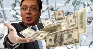 Јавни дуг Србије 28,36 милијарди евра на крају јула