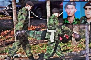 Форезнички налаз: Гардисти на Топчидеру разоружани па убијени