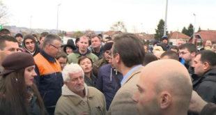 """Шта је Вучићу стварно рекла радница """"Горења""""  у Ваљеву а што су медији сакрили од вас (видео) 9"""