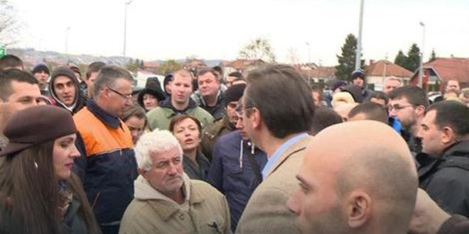 """Шта је Вучићу стварно рекла радница """"Горења""""  у Ваљеву а што су медији сакрили од вас (видео) 1"""
