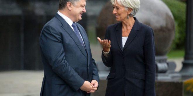Порошенко ратовао у Донбасу парама ММФ-а