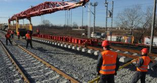 Руси завршавају пругу од Ресника до Ваљева 15