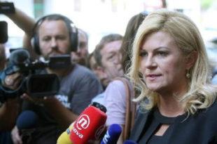 Хрватска је под влашћу НАТО куварице Колинде и усташа поново постала једна велика лудница