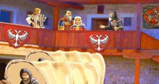 Први православни цртани филм за децу о Светом Сави (видео) 6