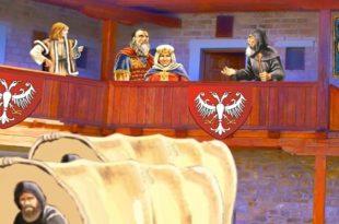 Први православни цртани филм за децу о Светом Сави (видео)