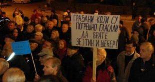 Петодевни протести – Нишлије излазе на улице због рачуна за грејање 10