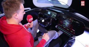 Погледајте како ће изгледати контролна табла нове генерације VW Golf 8 (видео)
