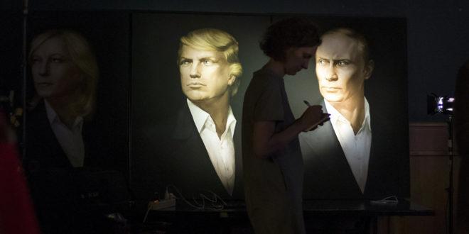 Самит Трамп - Путин у Хелсинкију 1