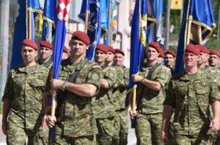 Хрватска враћа војни рок