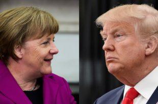 Меркелова и немачки медији у стравичној паници због Трампа!