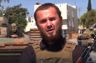 """Терориста и кољач """"Исламске државе"""" Лавдрим Мухаџери стигао на Балкан - мета му је СПЦ 10"""