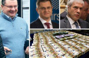 Како су Вук Јеремић и Борис Тадић после смрти Микија Ракића ојадили Демократску странку за 20 милиона евра