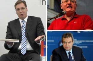 """Покрет """"Доста је било"""" припрема кривичне пријаве против Вучића, Дачића, Шешеља и РИК-а због сумње да су учествовали у изборној крађи"""