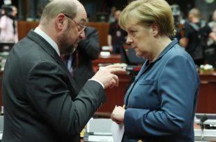ДАВИТЕЉ ПРОТИВ ДАВИТЕЉА! Мартин Шулц биће главни ривал Ангеле Меркел у борби за положај канцелара
